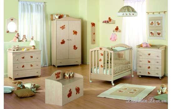 Выбирая детскую мебель позаботьтесь