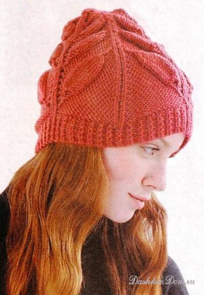 Вязаные шапки 2011 2012