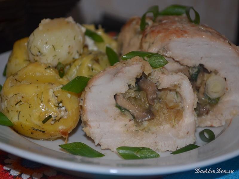рецепт салата из куриной грудки с огурцами