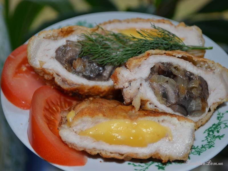 горячие блюда порционно рецепты с фото