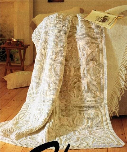 Мужские вязаные свитера из толстых ниток