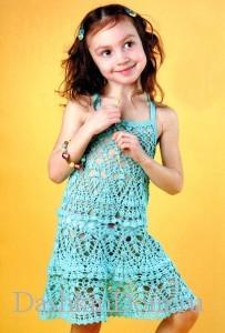 сарафан на 5 лет