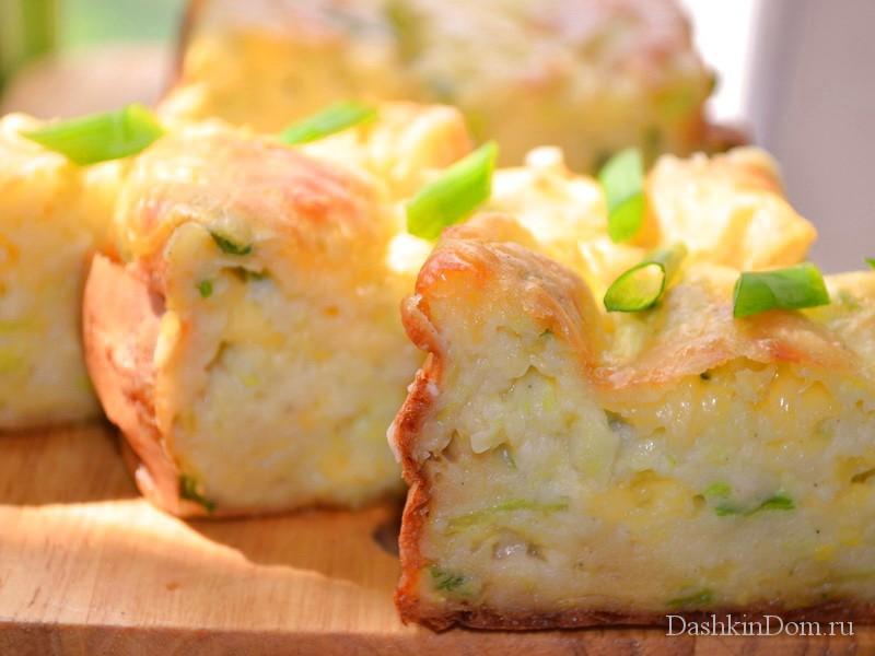 Запеканка из кабачков в духовке рецепты с творогом