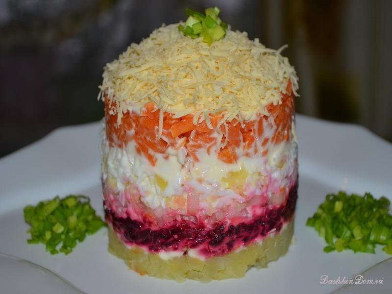 Рецепты блюд из дикого и бурого риса