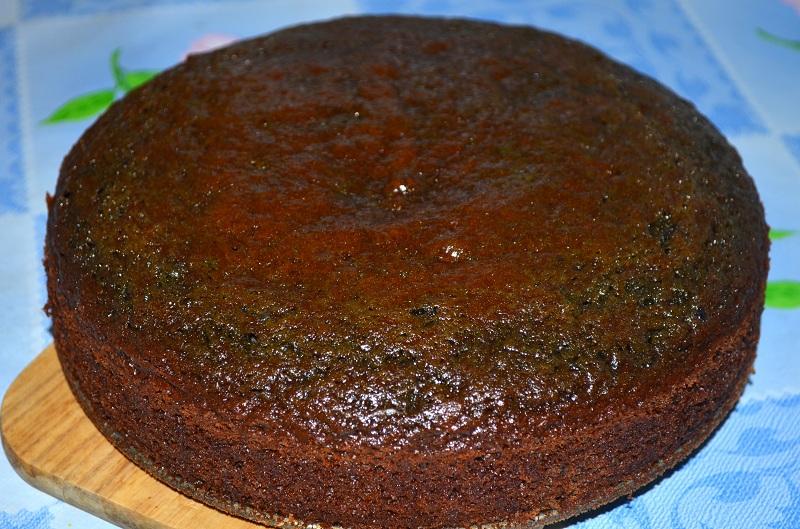 Торт негр в пене классический рецепт