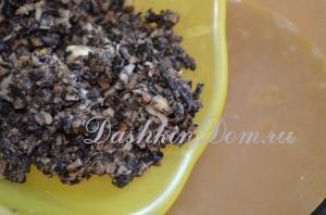 добавить грибы в бульон