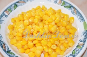 кукуруза  для салата