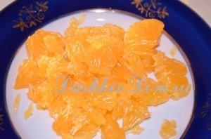 мандарин для салата