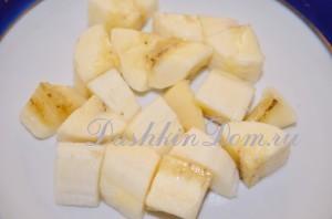банан для салата