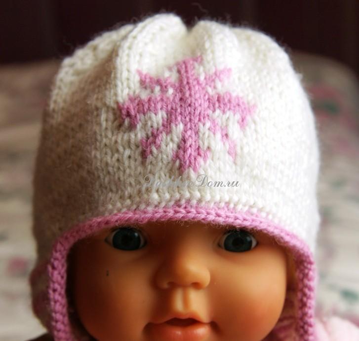 Вязание спицами для новорождённых Схемы с описанием…