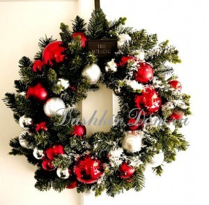 Outdoor-Ornament-Pine-Wreath1