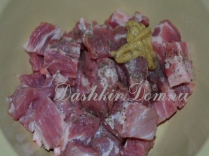 готовим из свинины