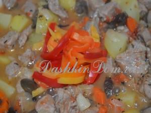 вкусное жаркое рецепт с фото