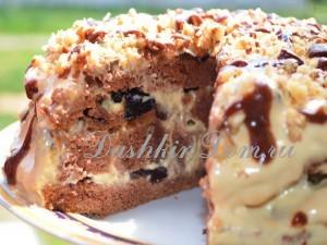 вкусный торт рецепт