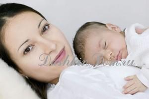 родничок у младенца