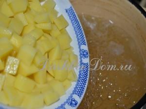 картошка для супа