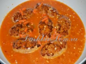 вкусные гречаники рецепт с фото